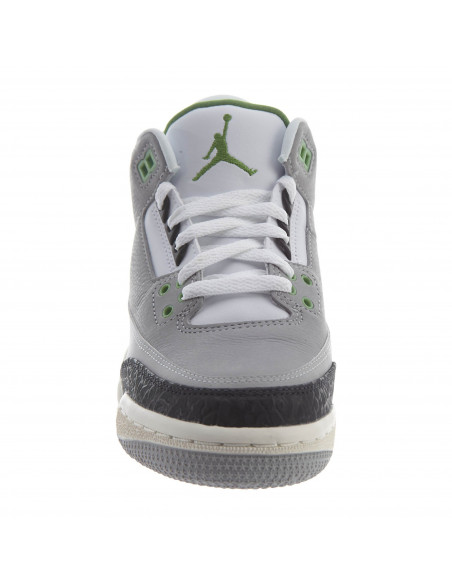 NIKE Basket Nike AIR JORDAN 3 RETRO Junior - 398614-006