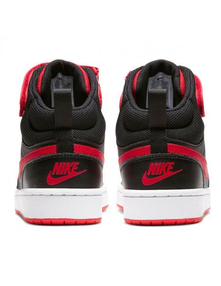 NIKE Basket Nike COURT BOROUGH MID 2 Junior
